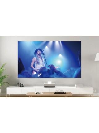 Проектор для домашнього кінотеатру Epson EH-LS500W (3LCD, UHD, 4000 lm, LASER)