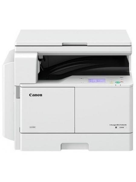 Багатофункційний пристрій А3 ч/б Canon iR2206n c Wi-Fi