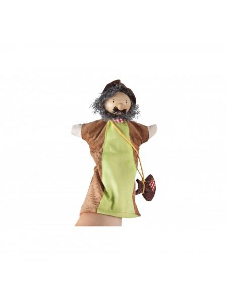 Лялька-рукавичка goki Робер 51645G