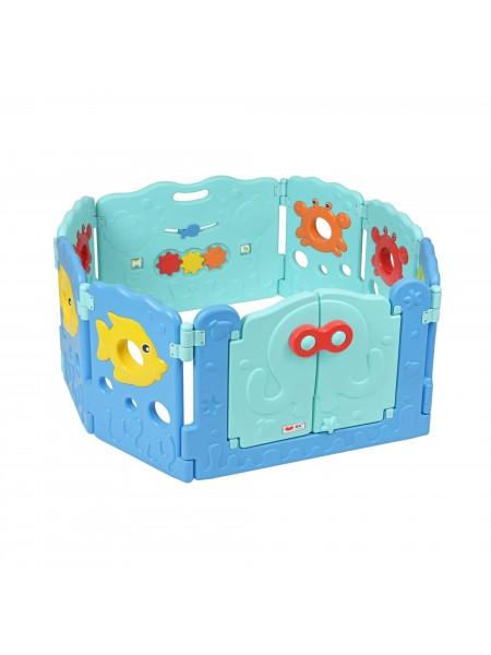 Огорожа манеж Same Toy Aole Океан 6 + 2