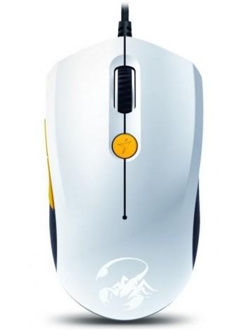 Genius M8-610 USB Gaming[White/Yellow]