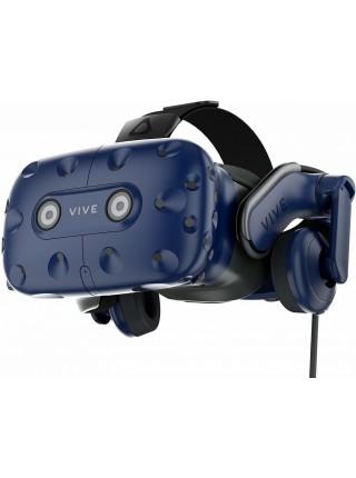 Система віртуальної реальності HTC VIVE PRO FULL KIT (2.0) Blue-Black (99HANW006-00)
