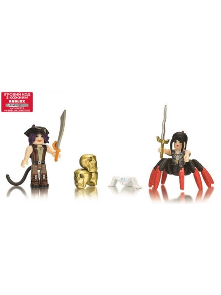 Набір Jazwares Roblox Game Packs Neverland Lagoon: Salameen the Spider Queen