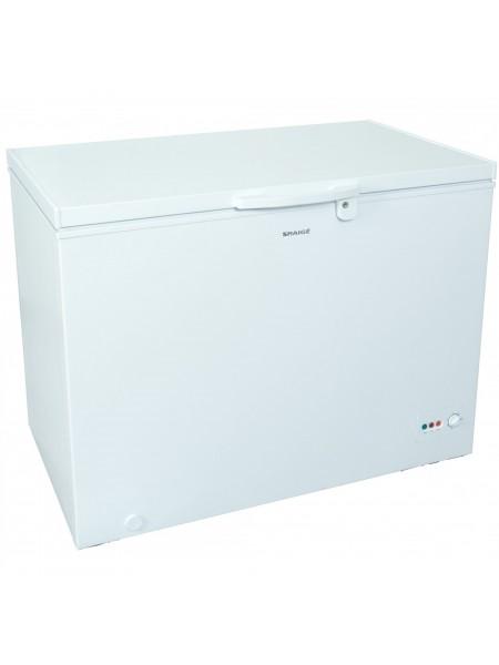 Морозильна скриня SNAIGE FH30SM-TM000F1, Висота - 85см, 290л, A+, ST, Механічне керування, Білий