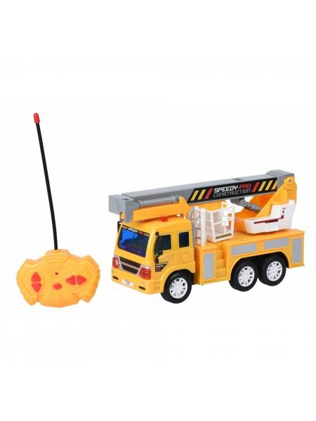 Машинка на р/к Same Toy CITY Кран з кошиком F1605Ut