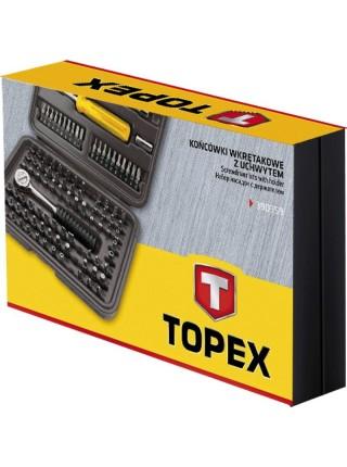 Набір інструменту TOPEX, 101 од.
