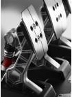 Thrustmaster Педальный блок T-LCM Rubber Grip