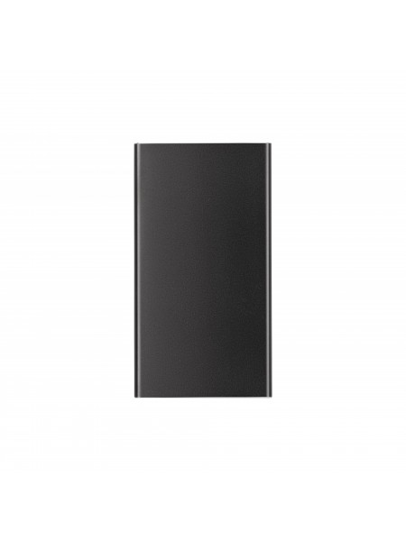 Портативний зарядний пристрій 2Е 5000mAh, Metal surface, DC 5V, 2.1A, black (2E-PB0502-BLACK)