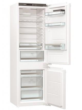 Вбуд. холодильник з мороз. камерою Gorenje NRKI2181A1, 177х55х54см, 2 двері, 180( 68)л, А+, NF+ , Зо