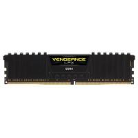 Модуль пам'яті Vengeance LPX Black 16GB DDR4 3000 Corsair CMK16GX4M1B3000C15