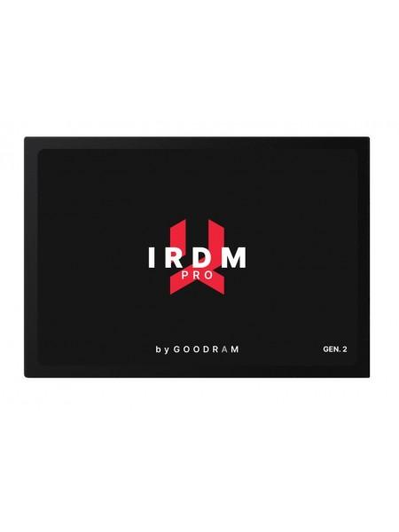 """Накопичувач 2.5"""" SSD 256GB Goodram IRP-SSDPR-S25C-256"""