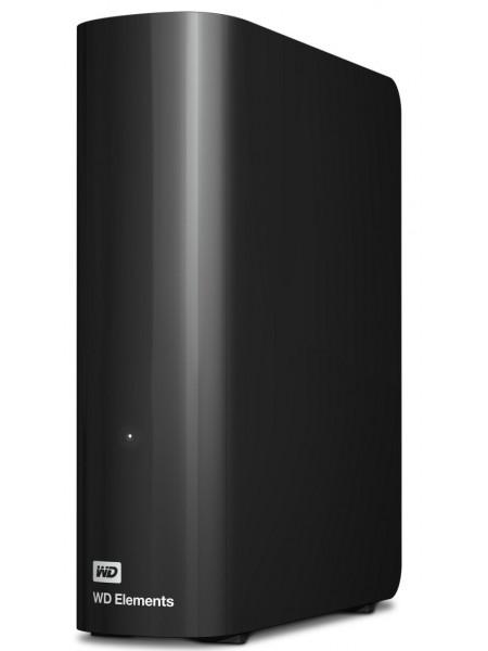 "Жорсткий диск WD 8TB 3.5"" USB 3.0 Elements Desktop (WDBWLG0080HBK-EESN)"