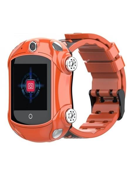 Дитячий GPS годинник-телефон GOGPS ME X01 Помаранчевий (X01OR)