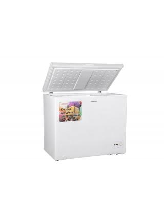 Морозильна скриня ARDESTO HA FRM-250MCH , Висота - 85см,  249л, A+, ST, Механічне керування, Білий