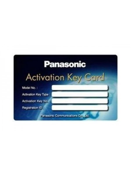 Ключ-опція Panasonic KX-NCS2201XJ Communication Assistant Pro, для 1 абонента