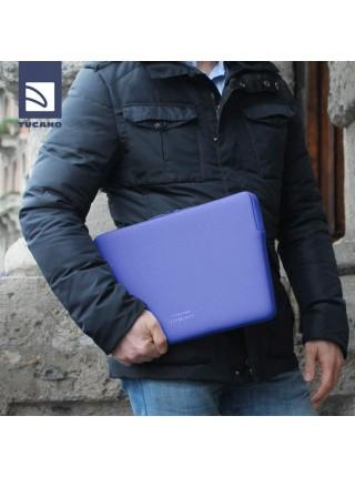 """Чохол для ноутбука 13"""" Tucano New Elements MB (Blue)"""