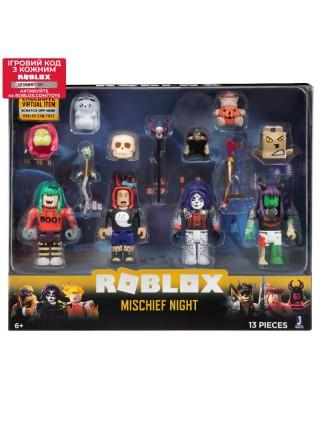 Набір Jazwares Roblox Mix & Match Set Mischief Night W4
