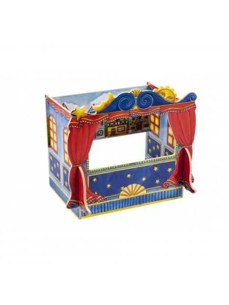 Театр для пальчикових ляльок goki 51786G