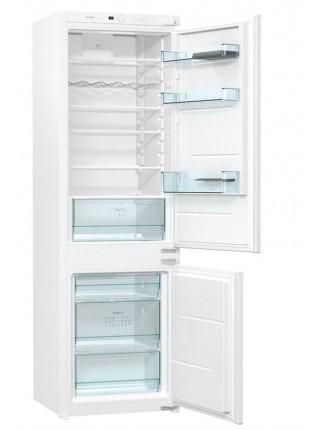 Вбуд. холодильник з мороз. камерою Gorenje NRKI4181E3, 177х55х54см, 2 двері, 180( 68)л, А+, NF+ , Зо