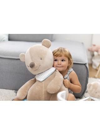 Міа і Базиль - Іграшка Базиль ведмедик 75см