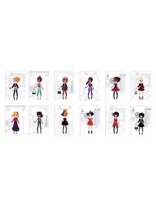 Набір для творчості Janod Модне вбрання Рок-Н-Ролл J07842