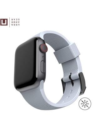 Ремінець UAG [U] для Apple Watch 44/42 Dot Silicone, Soft Blue