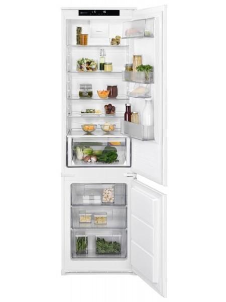 Вбуд. холодильник с мороз. камерою Electrolux RNS8FF19S, 188х55х54см, 2 дв., Холод.відд. - 213л, Мор