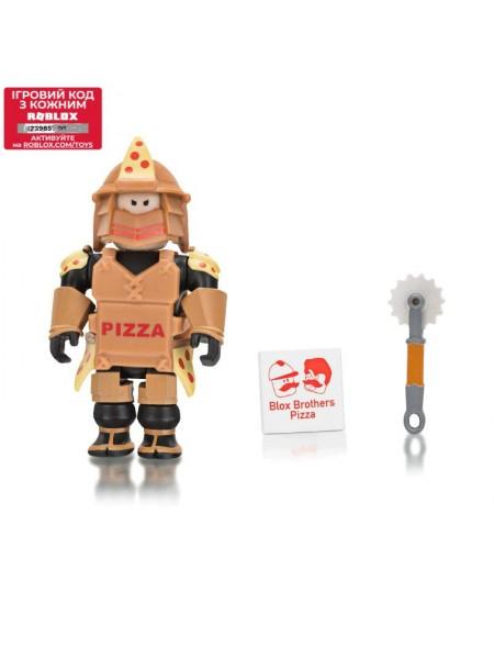 Ігрова колекційна фігурка Jazwares Roblox Core Figures Loyal Pizza Warrior W6