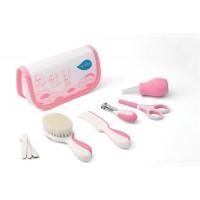 Набір по догляду за дитиною Nuvita COOL Великий 0м+ Рожевий NV1136COOLPink