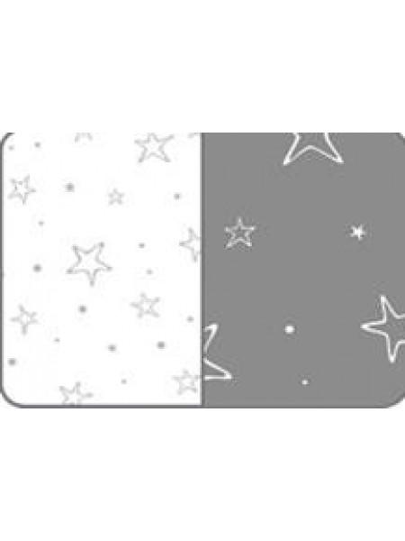 Набір аксесуарів для подушки Nuvita DreamWizard (наволочка, міні-подушка) Сірий NV7101Gray