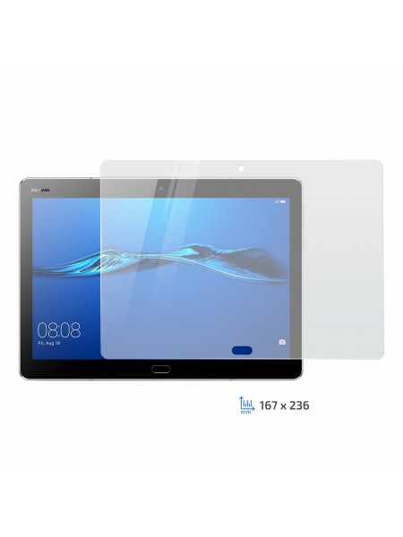 """Захисне скло 2Е HUAWEI MediaPad M3 Lite 10 10.1"""" 2.5D clear (2E-TGHW-M3L10.1)"""