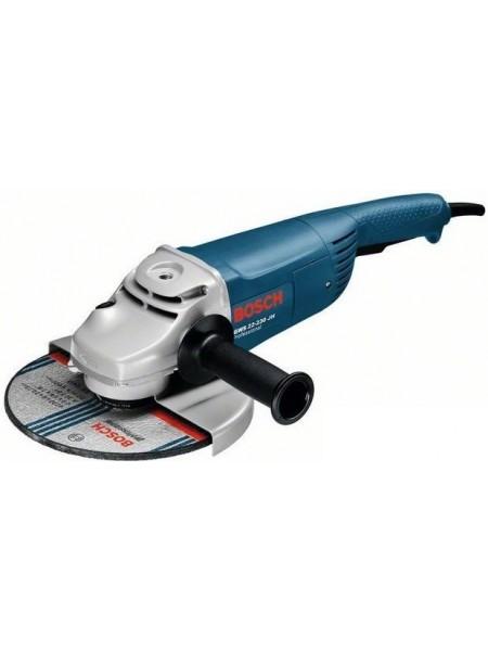 Шліфмашина кутова Bosch GWS 22-230 JH, 2200Вт, 230мм, 6500об/хв
