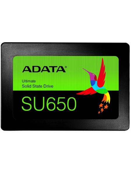 """Твердотільний накопичувач SSD 2.5"""" ADATA 960GB SU650 SATA 3D TLC"""