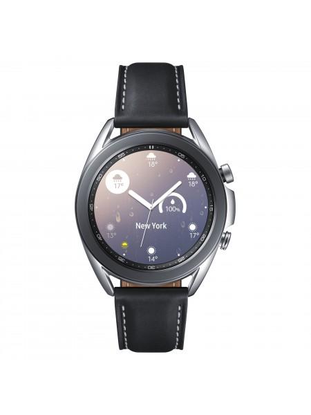 Смарт-годинник Samsung Galaxy Watch 3 41mm (R850) Silver (SM-R850NZSASEK)