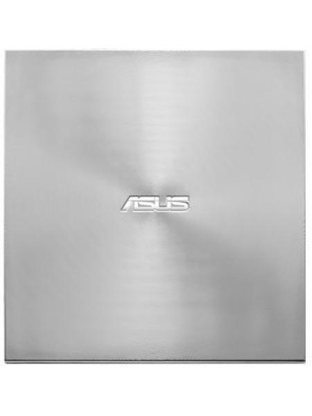 Привід ASUS SDRW-08U9M-U DVD+-R/RW USB2.0 EXT Ret Slim Silver (SDRW-08U9M-U/SIL/G/ASP2G)