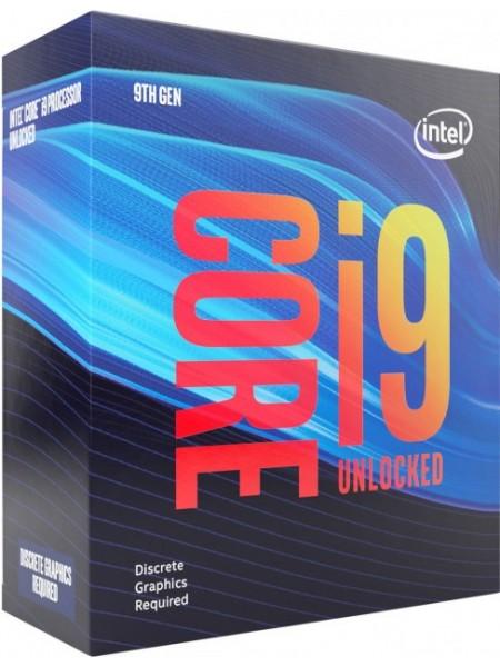 Процесор Intel i9-9900KF BOX s-1151 (BX80684I99900KF)