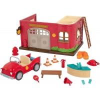 Ігровий набір Li`l Woodzeez Пожежна станція WZ6609Z