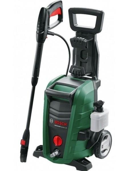 Мийка високого тиску Bosch UniversalAquatak 130, 1700Вт, 130 бар, 380 л/год, 7.8 кг, насадка 3-в-1 (