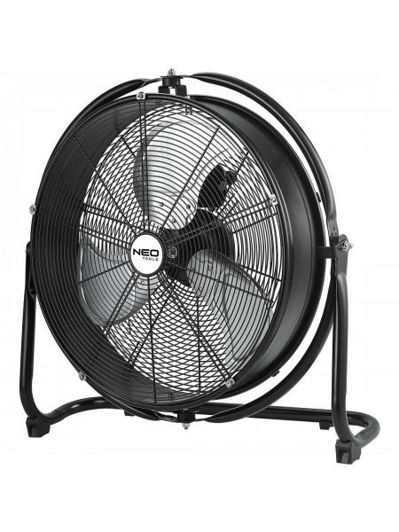 Вентилятор-циркулятор повітря NEO, професійний, 100 Вт, Діаметр 50 см, IP44, 3 швидкості повітряного