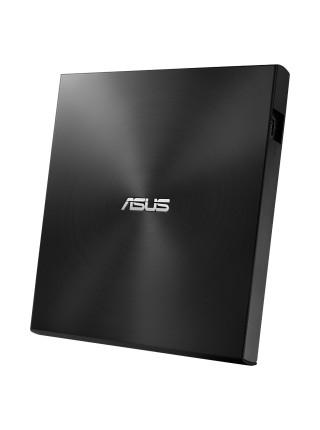 Привід ASUS ZenDrive SDRW-08U7M-U DVD+-R/RW USB2.0 EXT Ret Ultra Slim Black (SDRW-08U7M-U/BLK/G/AS)