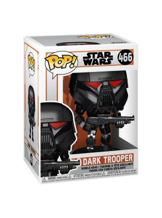 Фігурка Funko POP! Bobble Star Wars Mandalorian Dark Trooper (Battle) 58289
