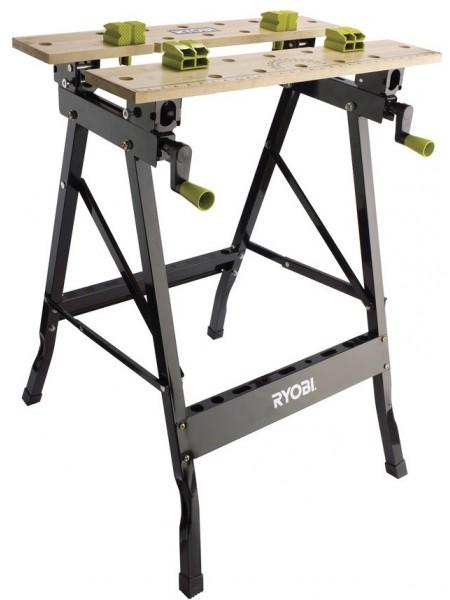 Верстак складний Ryobi RWB02, 605 x 120 x 180, 6,5 кг, 100 кг макс.вага
