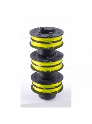 Шпуля для тримера Ryobi RAC119 1.2мм 3шт (RLT3025S/RLT3525S) (5132002591)