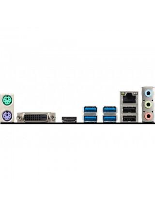 Материнська плата MSI A320M-A_PRO sAM4 A320 2xDDR4 HDMI-DVI mATX