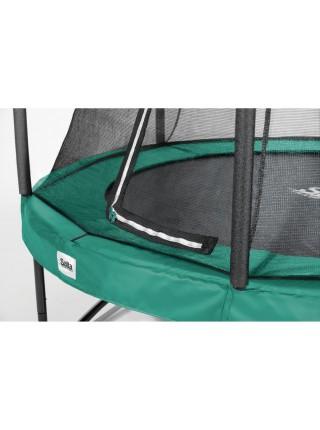 Батут Salta Comfort Edition круглий 251 см Green (5074G)