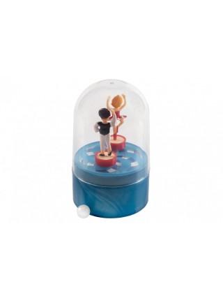 Музична коробка goki Танці (синя) 13199G-3