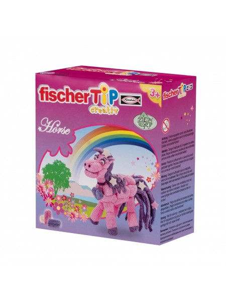 Набір для творчості fischerTIP Конячка Box S FTP-533454