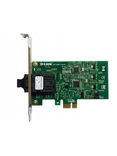 Мережевий адаптер D-Link DFE-560FX/B 1xSFP 100Mbit, PCI Express
