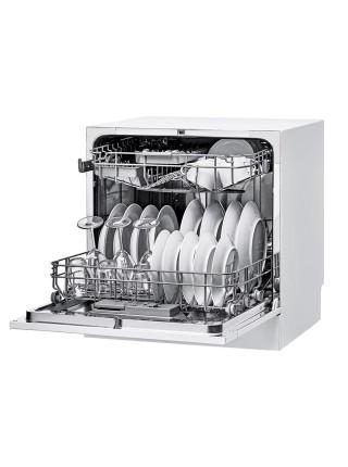 Посудомийна машина Candy CDCP8/E-07 /А+/55см/8 комл. /6программ/конденсацiйний/Дисплей/Бiлий