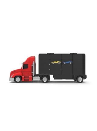 Вантажівка-транспортер DRIVEN TURBOCHARGE + 2 машинки WH1123Z